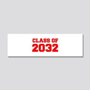 CLASS OF 2032-Fre red 300 Car Magnet 10 x 3