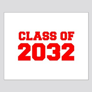 CLASS OF 2032-Fre red 300 Posters