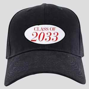 CLASS OF 2033-Bau red 501 Baseball Hat