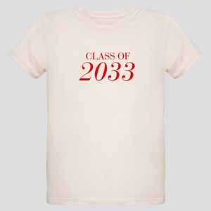 CLASS OF 2033-Bau red 501 T-Shirt