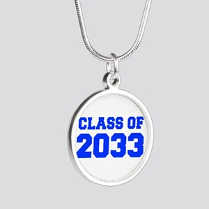 CLASS OF 2033-Fre blue 300 Necklaces