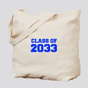 CLASS OF 2033-Fre blue 300 Tote Bag