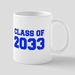 CLASS OF 2033-Fre blue 300 Mugs