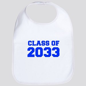 CLASS OF 2033-Fre blue 300 Bib