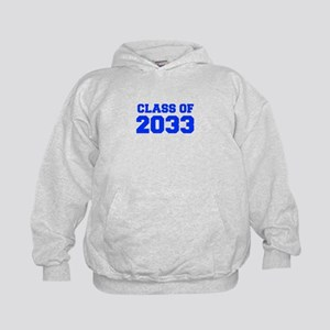 CLASS OF 2033-Fre blue 300 Hoodie