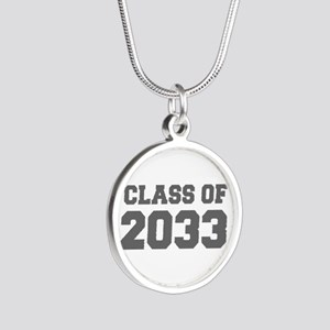 CLASS OF 2033-Fre gray 300 Necklaces