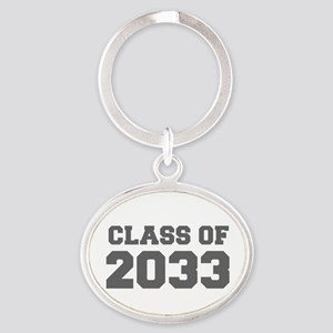 CLASS OF 2033-Fre gray 300 Keychains