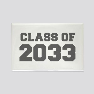 CLASS OF 2033-Fre gray 300 Magnets