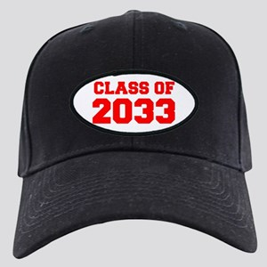 CLASS OF 2033-Fre red 300 Baseball Hat