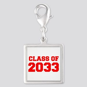 CLASS OF 2033-Fre red 300 Charms
