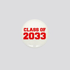 CLASS OF 2033-Fre red 300 Mini Button