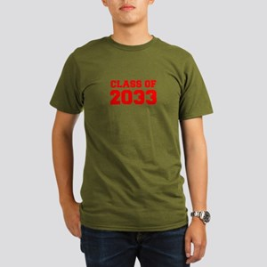 CLASS OF 2033-Fre red 300 T-Shirt