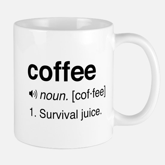 Coffee definition Mugs