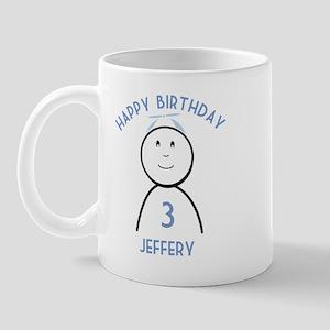 Happy B-day Jeffery (3rd) Mug