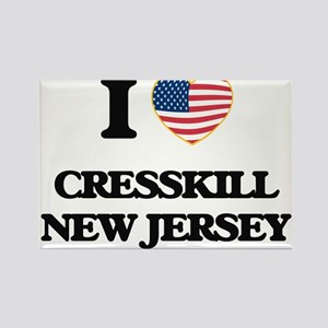 I love Cresskill New Jersey Magnets