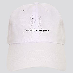 I'VE GOT YOUR BACK Baseball Cap