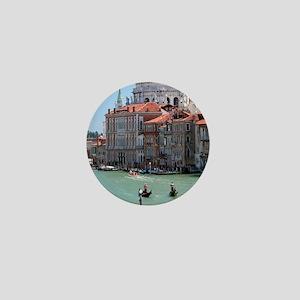 Iconic! Grand Canal Venice Pro Photo Mini Button