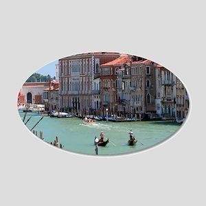 Iconic! Grand Canal Venice Pro Photo Wall Sticker
