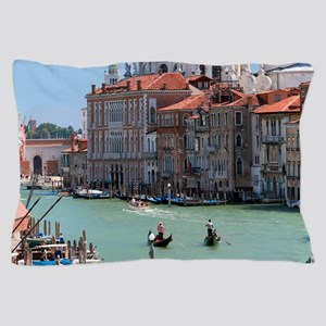 Iconic! Grand Canal Venice Pro Photo Pillow Case