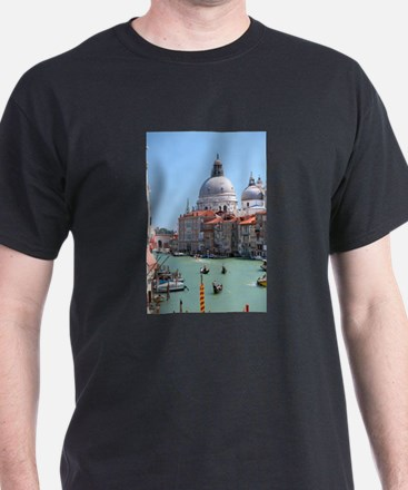 Iconic! Grand Canal Venice Pro Photo T-Shirt