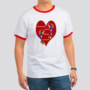 Footprints on your heart 2 Ringer T