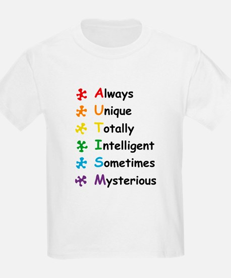 Autism Facts T-Shirt