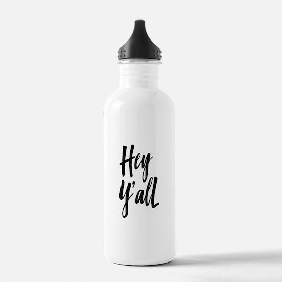 Hey Y'all Water Bottle