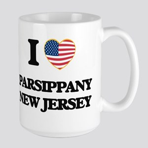 I love Parsippany New Jersey Mugs