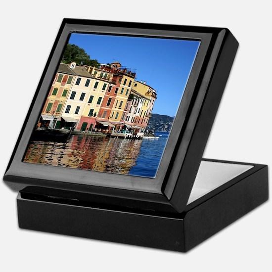 Portofino, Italy Keepsake Box