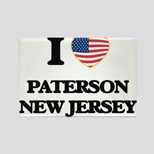 I love Paterson New Jersey Magnets