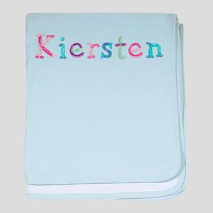Kiersten Princess Balloons baby blanket