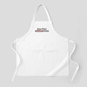 Ron Paul Revolution BBQ Apron