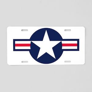 US Navy Emblem Aluminum License Plate