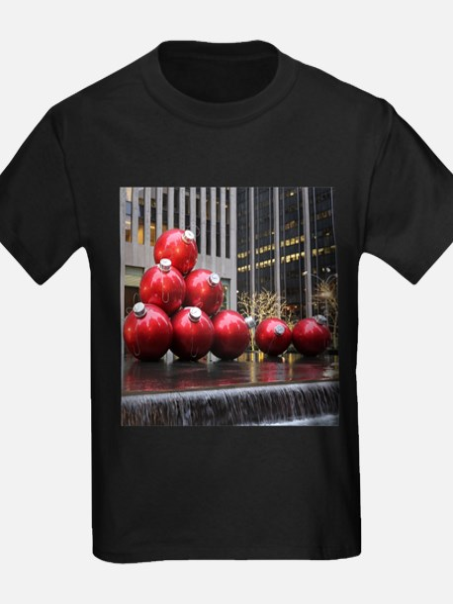 Christmas Ball Ornaments T-Shirt