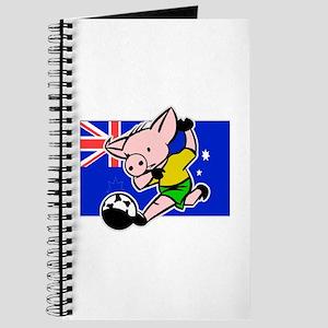 Australia Soccer Pigs Journal