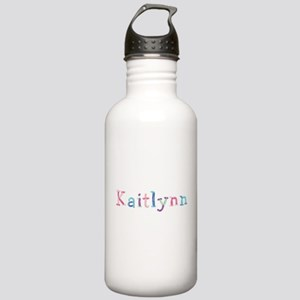 Kaitlynn Princess Balloons Water Bottle
