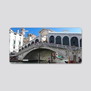 Venice Gift Store Pro Photo Aluminum License Plate