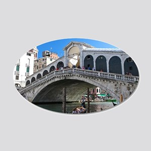 Venice Gift Store Pro Photo 20x12 Oval Wall Decal