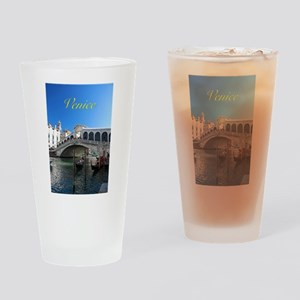 Venice Gift Store Pro Photo Drinking Glass