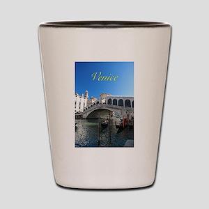 Venice Gift Store Pro Photo Shot Glass