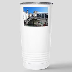 Venice Gift Store Pro P Stainless Steel Travel Mug