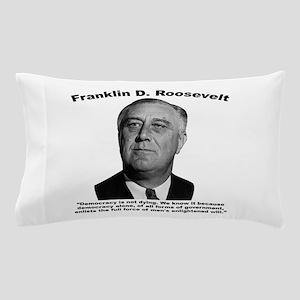 FDR: Democracy Pillow Case