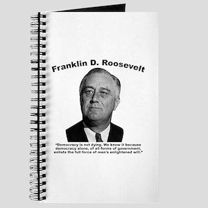 FDR: Democracy Journal