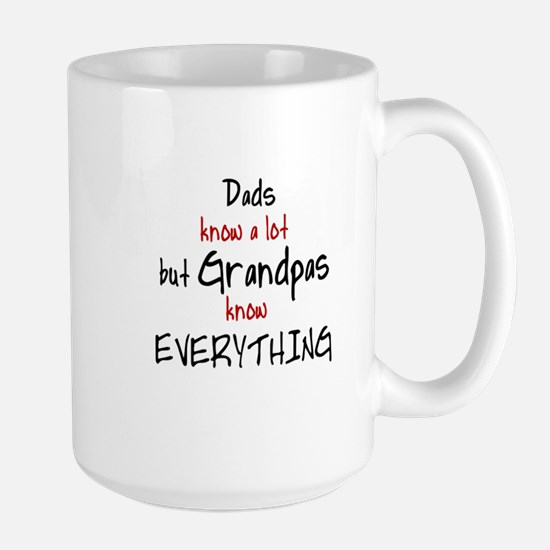 Dads Know a Lot Mugs