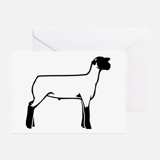 Another Lamb Greeting Cards (Pk of 10)