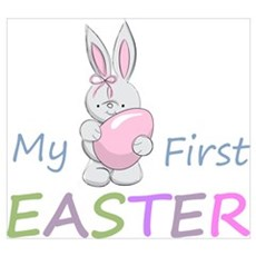 My First Easter Poster