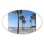 Hunting Island, SC Sticker