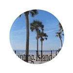 Hunting Island, SC Button