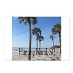 Hunting Island, SC Postcards (Package of 8)