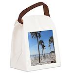 Hunting Island, SC Canvas Lunch Bag